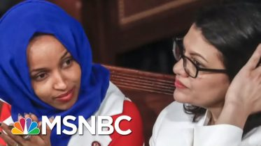 Rep. Tlaib Rejects Offer To Visit Israel Under 'Oppressive Conditions' | Hallie Jackson | MSNBC 8