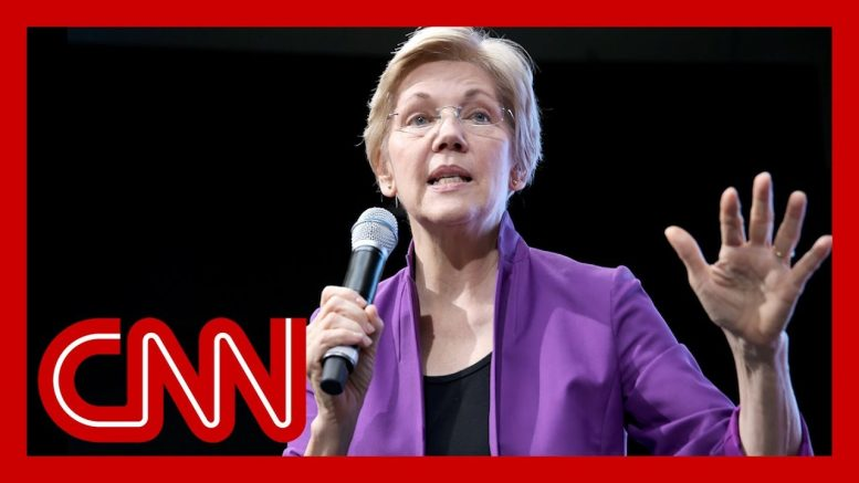 Elizabeth Warren releases policy plans to aid Native Americans 1