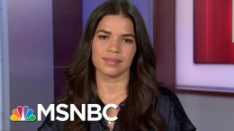 America Ferrera On Penning 'Letter Of Solidarity' To Latin Community | Morning Joe | MSNBC 2