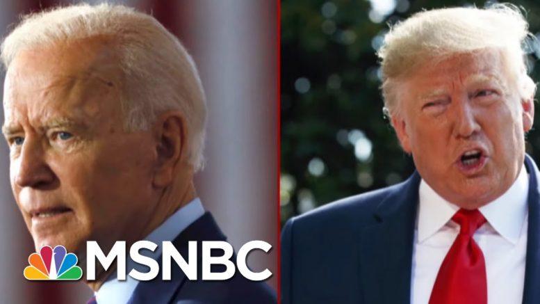 2020 Match-Up: President Donald Trump Vs. Democrats | Morning Joe | MSNBC 1