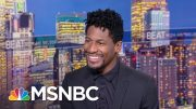 Colbert's Band Leader Jon Batiste Explains 'Make Jazz Great Again' | MSNBC 3