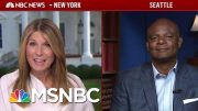 Warren Moon: 'Change In The NFL Is Starting To Happen' | Deadline | MSNBC 4