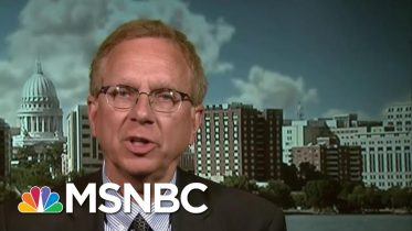 Nichols: 'Iowa Caucuses' Will Help Progressives Choose Between Warren, Sanders | MTP Daily | MSNBC 6
