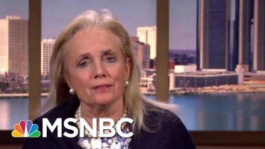 Dingell: On Gun Control, 'Let's Not Go To Our Corners And Do Talking Points.' | MTP Daily | MSNBC 6