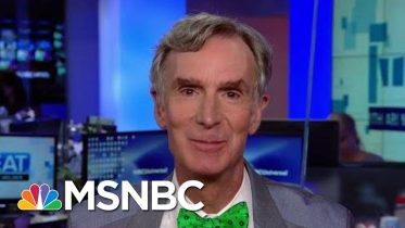 Bill Nye The Science Guy: 'We Need Sweeping Changes' | The Beat With Ari Melber | MSNBC 9