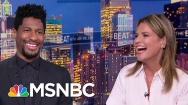 Are Cold Offices Sexist And Should 'Hot Dog Ice Cream' Exist?   The Beat With Ari Melber   MSNBC 4
