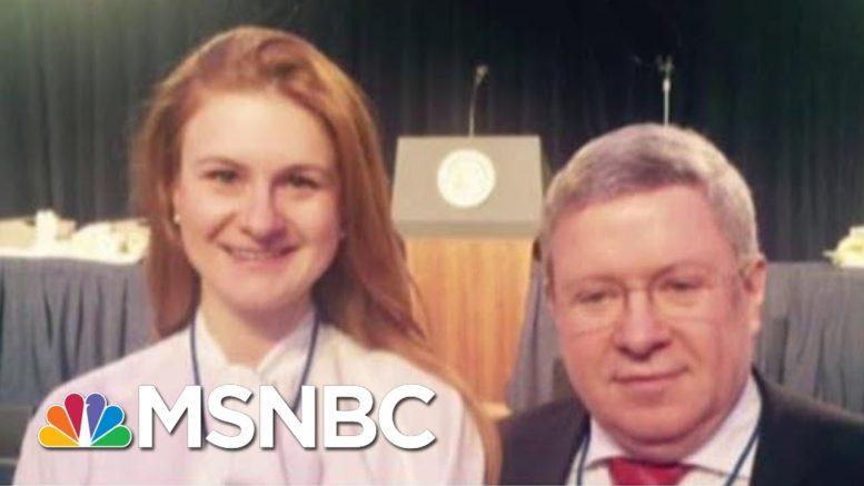 Republicans Block FEC Probe Of NRA's Russia Money And President Donald Trump | Rachel Maddow | MSNBC 1