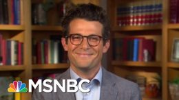 Whatever Happened To Infrastructure Week? | The Last Word | MSNBC 1