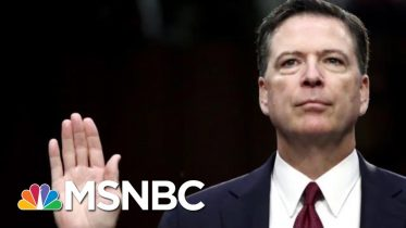 Justice Department Won't Prosecute James Comey For Leaking FBI Memos | Velshi & Ruhle | MSNBC 6