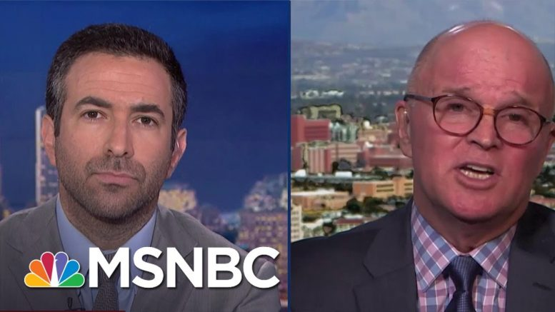 Former Trump Casino Exec: Trump's 'Bigotry Was Always Visible' | MSNBC 1