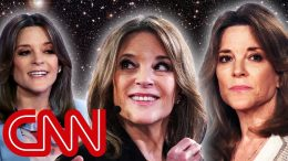 Marianne Williamson is the newest internet darling 7
