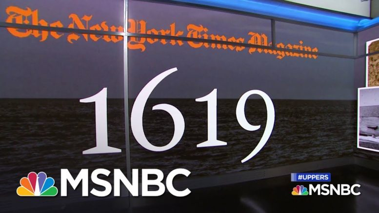 The 1619 Project: How Slavery Has Defined America Today | MSNBC 1