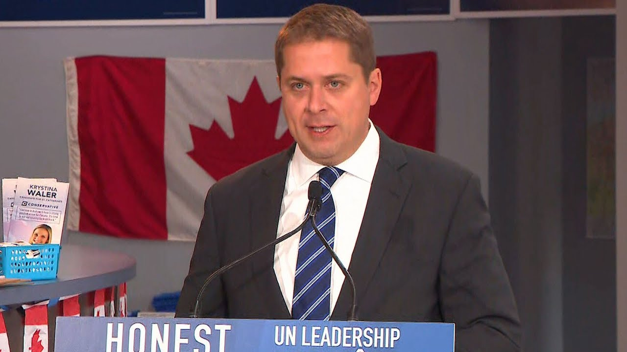 Conservative Leader Andrew Scheer calls for RCMP probe into SNC-Lavalin scandal 6