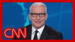 Anderson Cooper mocks Fox News host's 'trolley to hell' 8
