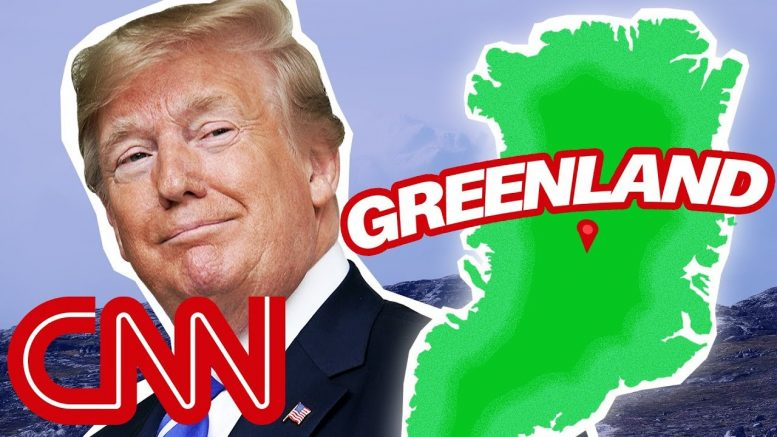 Yes, Donald Trump wants to buy Greenland 1