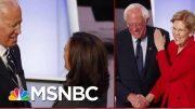 Two Debates Down, When Will We See Joe Biden vs. Elizabeth Warren? | Deadline | MSNBC 3