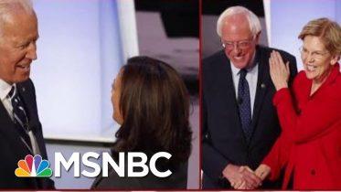 Two Debates Down, When Will We See Joe Biden vs. Elizabeth Warren? | Deadline | MSNBC 10