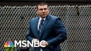 Daniel Pantaleo, NYPD Cop In Eric Garner Case, Fired | MSNBC 4
