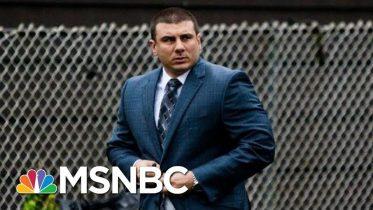Daniel Pantaleo, NYPD Cop In Eric Garner Case, Fired | MSNBC 5