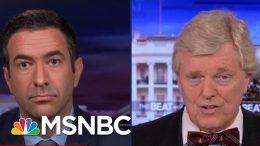Prosecutor Says Congress Can Jail Trump Aids To Make Them Talk   The Beat With Ari Melber   MSNBC 5