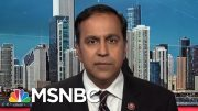 Full Krishnamoorthi: Support For Background Checks Is 'Off-The-Charts' | MTP Daily | MSNBC 5