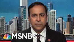 Full Krishnamoorthi: Support For Background Checks Is 'Off-The-Charts' | MTP Daily | MSNBC 9
