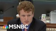 Kennedy May Challenge Democratic Senator In Massachusetts | MTP Daily | MSNBC 3