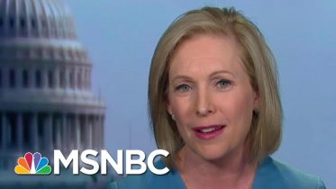 Full Gillibrand: 'Deeply Offended' By Joe Biden 1981 Op-Ed | MTP Daily | MSNBC 10