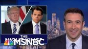 The Mooch: Trump Can Be Stopped Like GOT's 'The Night King' | The Beat With Ari Melber | MSNBC 4
