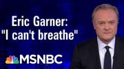 NYPD Officer In Eric Garner Case Is Fired | The Last Word | MSNBC 3
