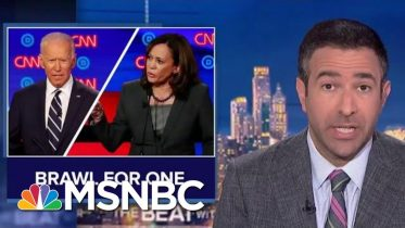 News Anchor Explains 2020 Race With Jeezy Lyrics | The Beat With Ari Melber | MSNBC 6