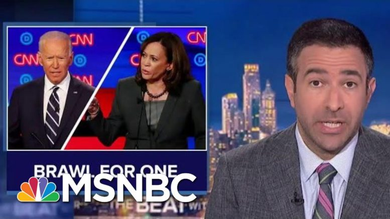 News Anchor Explains 2020 Race With Jeezy Lyrics | The Beat With Ari Melber | MSNBC 1