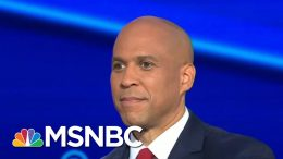 2020 Dem Under Fire For Alleged Police Brutality | The Beat With Ari Melber | MSNBC 2