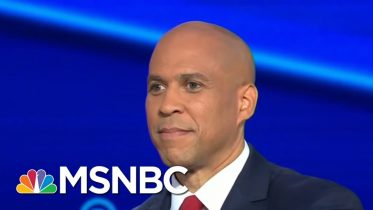 2020 Dem Under Fire For Alleged Police Brutality | The Beat With Ari Melber | MSNBC 6
