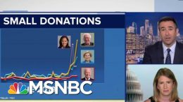 See The Proof: Activists Now Prefer Harris, Warren Over Biden | The Beat With Ari Melber | MSNBC 6