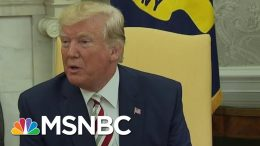 Trump Claims 'People Would Like To See' A Payroll Tax Cut | MSNBC 4