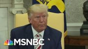 President Trump: We Have 'Very Strong Background Checks' And Warns Of 'Slippery Slope' | MSNBC 5