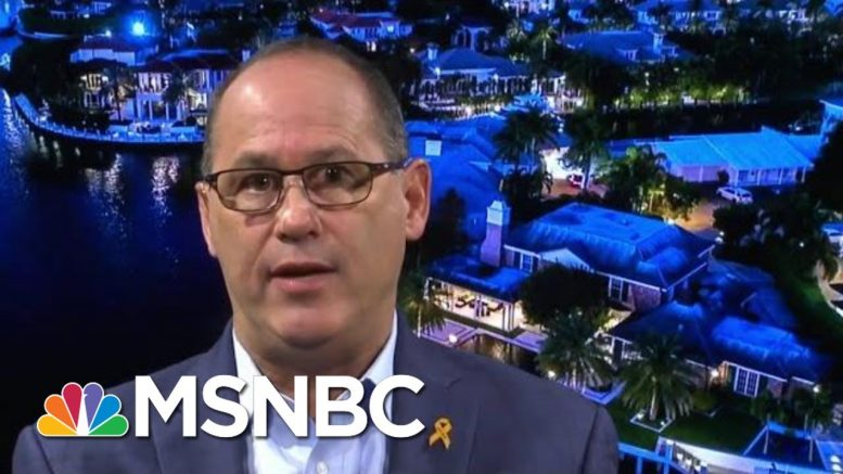 Parkland Father Calls President Trump A Liar For Flip-Flopping On Gun Control | Hardball | MSNBC 1