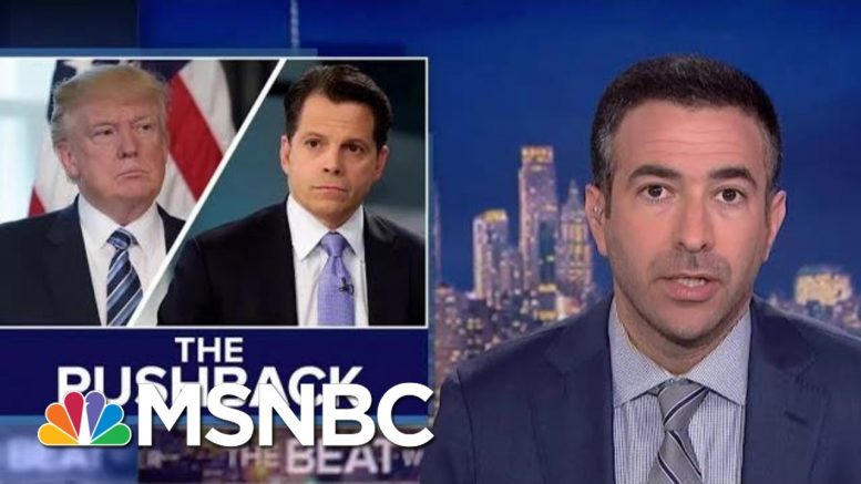 Trump's Reelection Crisis? Polling Lower Than Pres. Since 1938 | The Beat With Ari Melber | MSNBC 1