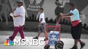 Churches Join Call To Action In Newark: 'We Don't Need Money. We Need Water' | The 11th Hour | MSNBC 2