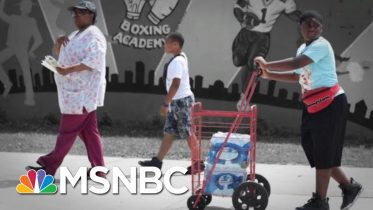 Churches Join Call To Action In Newark: 'We Don't Need Money. We Need Water' | The 11th Hour | MSNBC 6