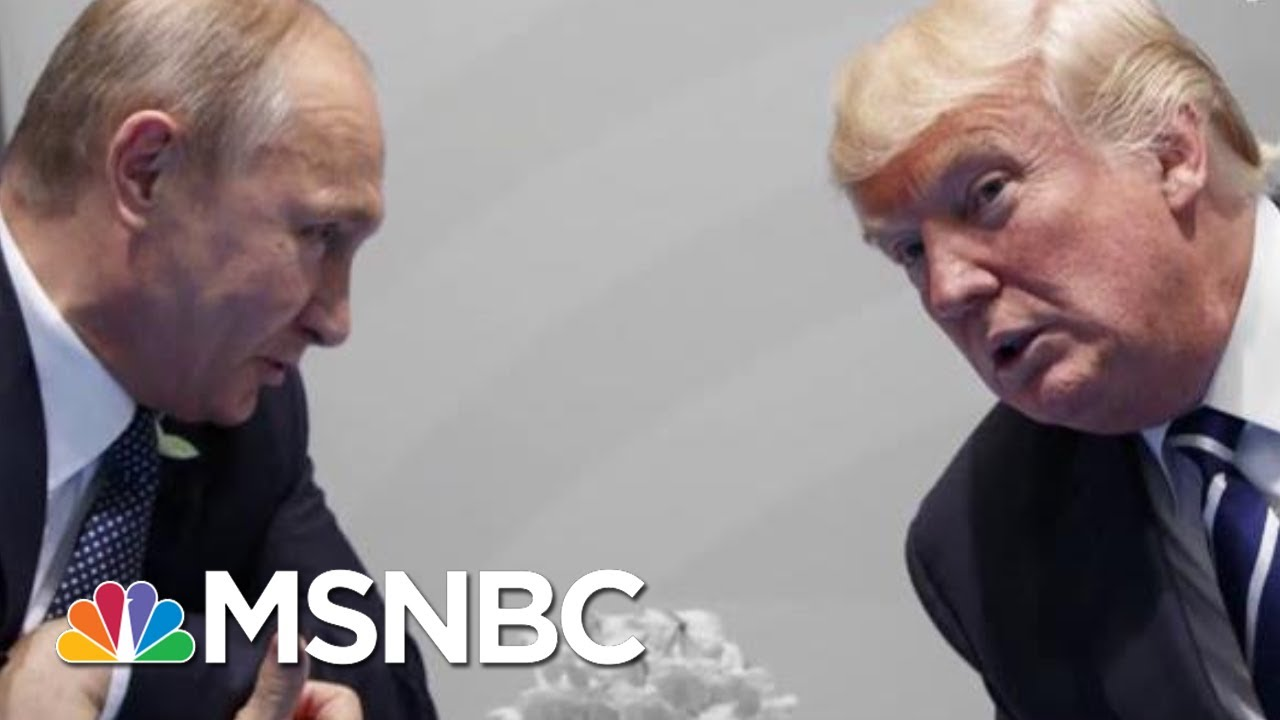 Michael McFaul: Trump Suggesting Russia Should Rejoin G7 Makes Him Look Weak | The 11th Hour | MSNBC 1