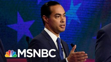Who's In, Who's Out & Who's On The Bubble For The Next 2020 Debate. - The Day That Was | MSNBC 10