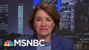 Sen. Klobuchar On Election Security Legislation, Taking On Trump At Debates | The Last Word | MSNBC 3