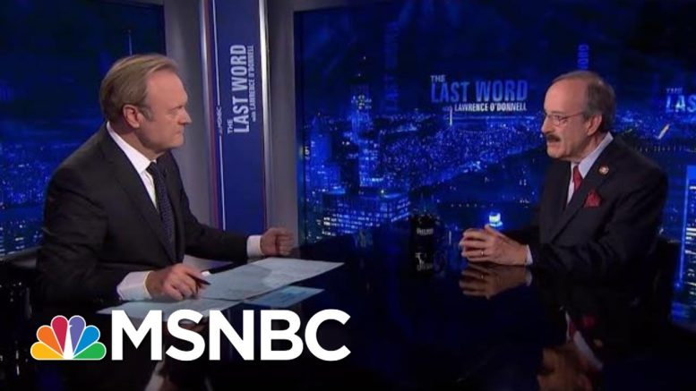 Democrats Backing Impeachment Nears Threshold | The Last Word | MSNBC 1