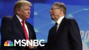 Trump Backs Down On Background Checks After Call With NRA | Velshi & Ruhle | MSNBC 2