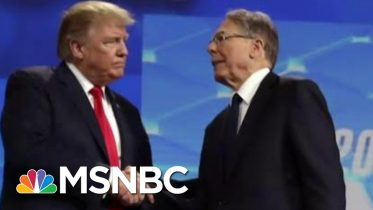 Trump Backs Down On Background Checks After Call With NRA | Velshi & Ruhle | MSNBC 5