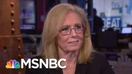 President Donald Trump Insider Says He's A Snowflake | The Beat With Ari Melber | MSNBC 3
