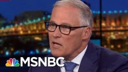 Governor Jay Inslee Announces Exit From Democratic Primary Race | Rachel Maddow | MSNBC 6