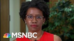 Freshman Dem In GOP District On Her Decision To Support Impeachment | The Last Word | MSNBC 3